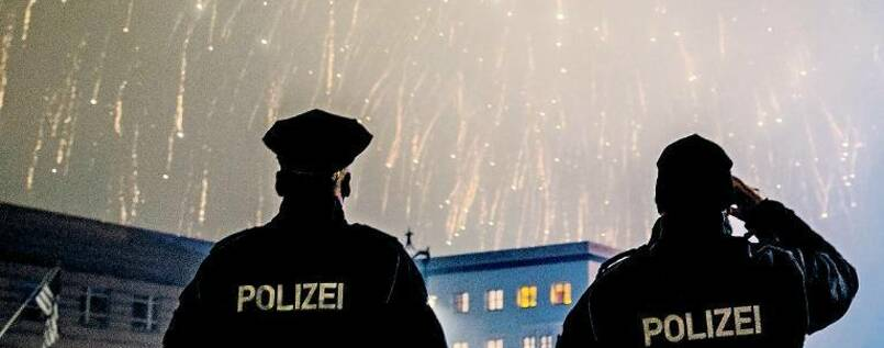 "Ein Knaller. ""The same procedure as every year"", heißt es an Silvester bei der Berliner Polizei."