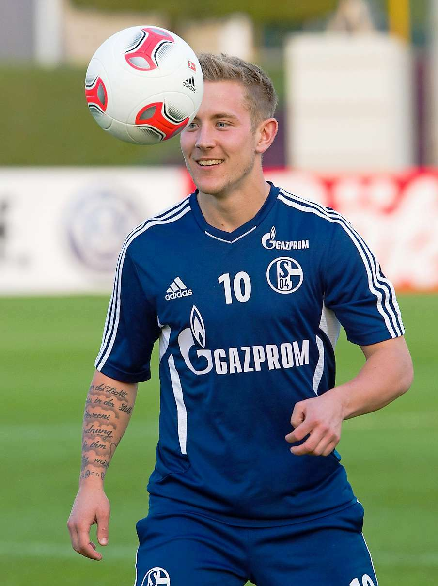 Lewis Holtby Instagram