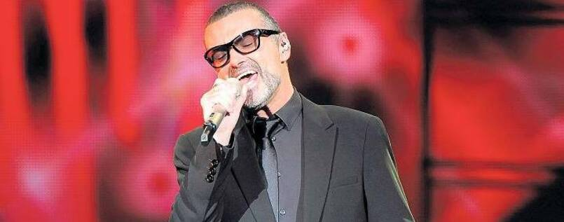 Hello again. George Michael in der 02-World.