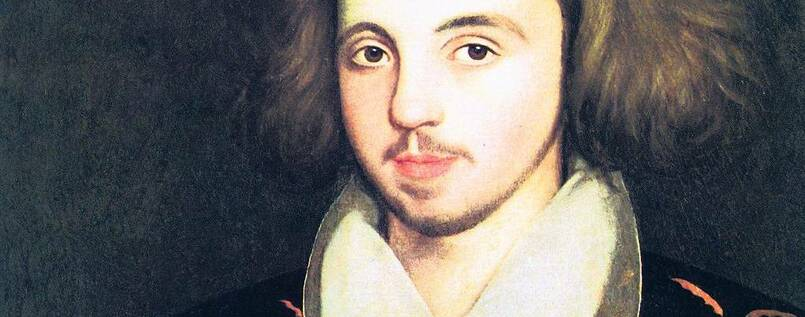 Christopher Marlowe. Foto: picture-alliance
