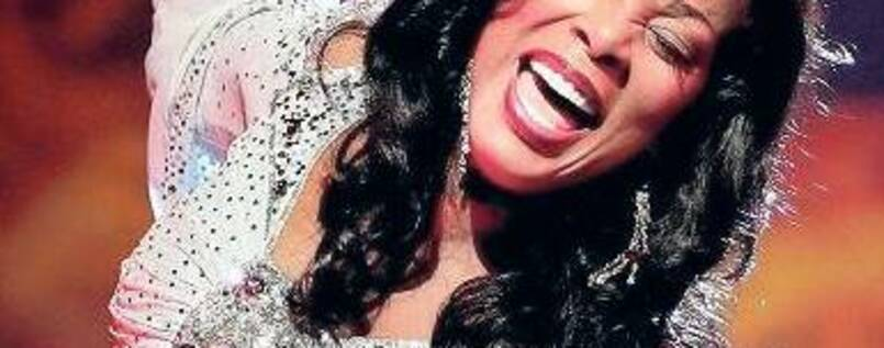 She worked hard for the money. Donna Summer, 1948-2012. Foto: dpa