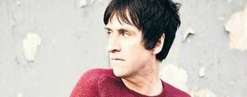 Gitarrist Johnny Marr.