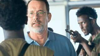 In Gefahr und größter Not. Captain Richard Phillips (Tom Hanks).