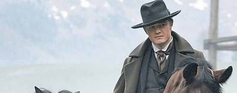 "Mann mit Mission: Sam Riley in ""Das finstere Tal"""
