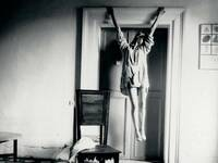 "Francesca Woodman ""Untitled Rome, Italy, 1977–78/2006"""