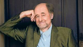 Very British. Sir Roger Norrington.