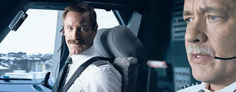 "Chesley ""Sully"" Sullenberger (Tom Hanks)"
