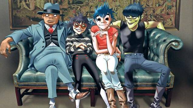 Murdoc and noodle dating after divorce 6