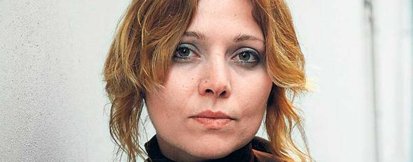 Die in London lebende Autorin Elif Shafak.