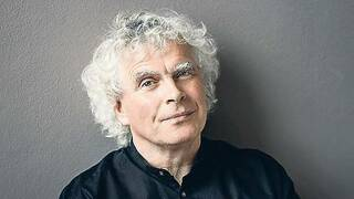 Sir Simon Rattle, Chef des London Symphony Orchestra