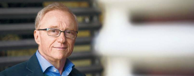 Zu Gast in Ascona. David Grossman.