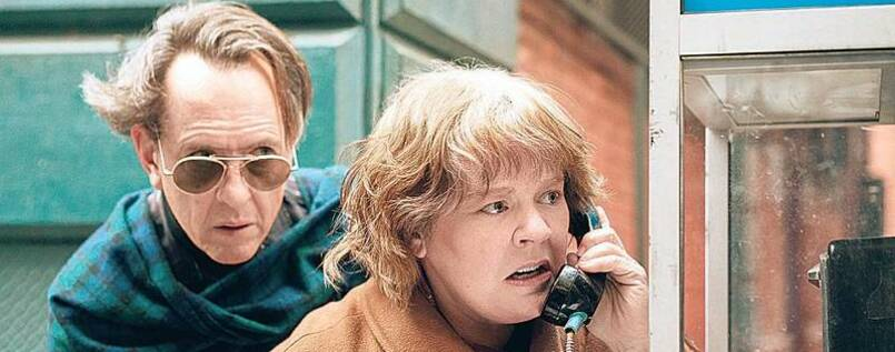 """Can You Ever Forgive Me?"""" mit Melissa McCarthy: Die Katze"""