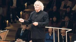Abschiedstour. Simon Rattle.
