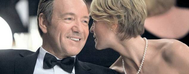 "Die US-Serie ""House of Cards"" mit Kevin Spacey wurde exklusiv für Netflix produziert. Foto: picture alliance / AP Photo"