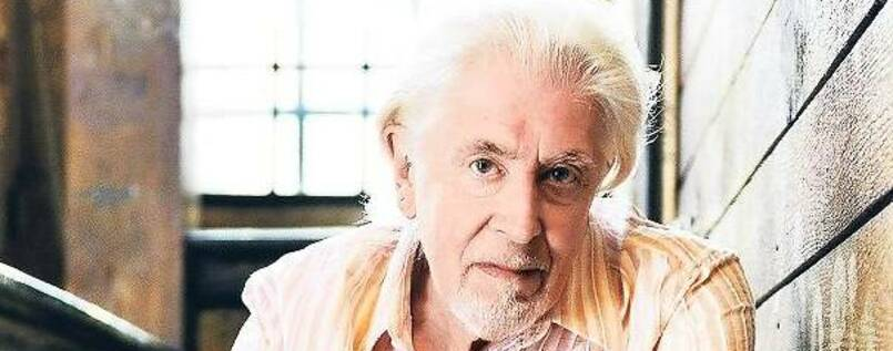 He still gets the Blues: John Mayall.