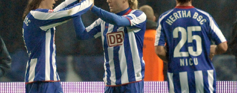 Hertha BSC Berlin - Hannover 96