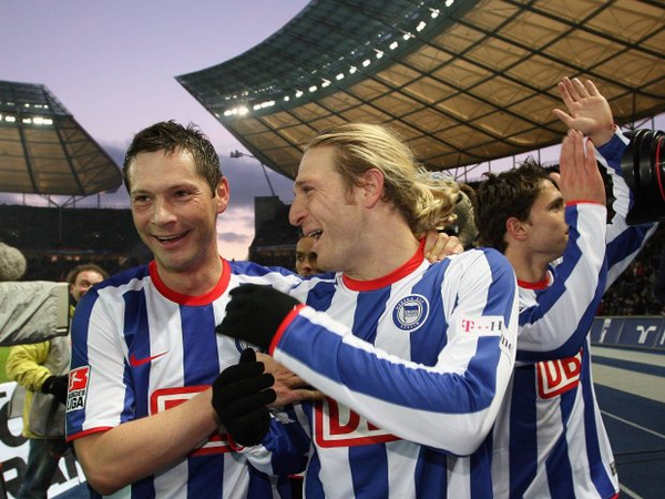 Hertha Jubel