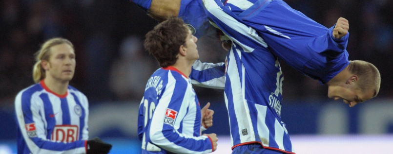 Hertha-Jubel