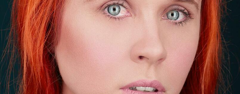 Die Musikerin Holly Herndon, 35.