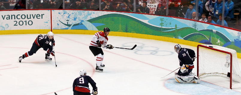Ice Hockey - Men's Gold Medal Game - Day 17 Foto: AFP