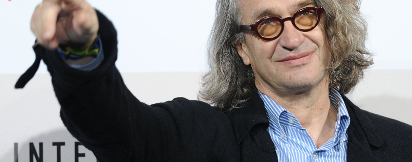 ITALY-ROME-FILM FESTIVAL-8-WENDERS