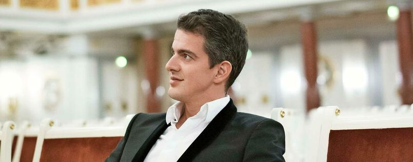 Countertenor Philippe Jaroussky.