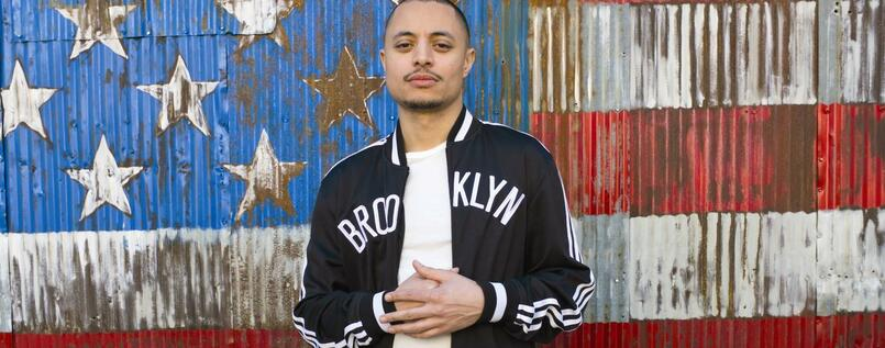 Neue Stimme. José James lebt in Brooklyn, New York.