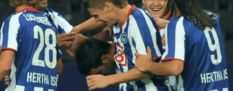 Jubel Hertha