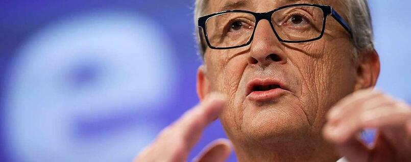 Jean-Claude Juncker, Chef der EU-Kommission.