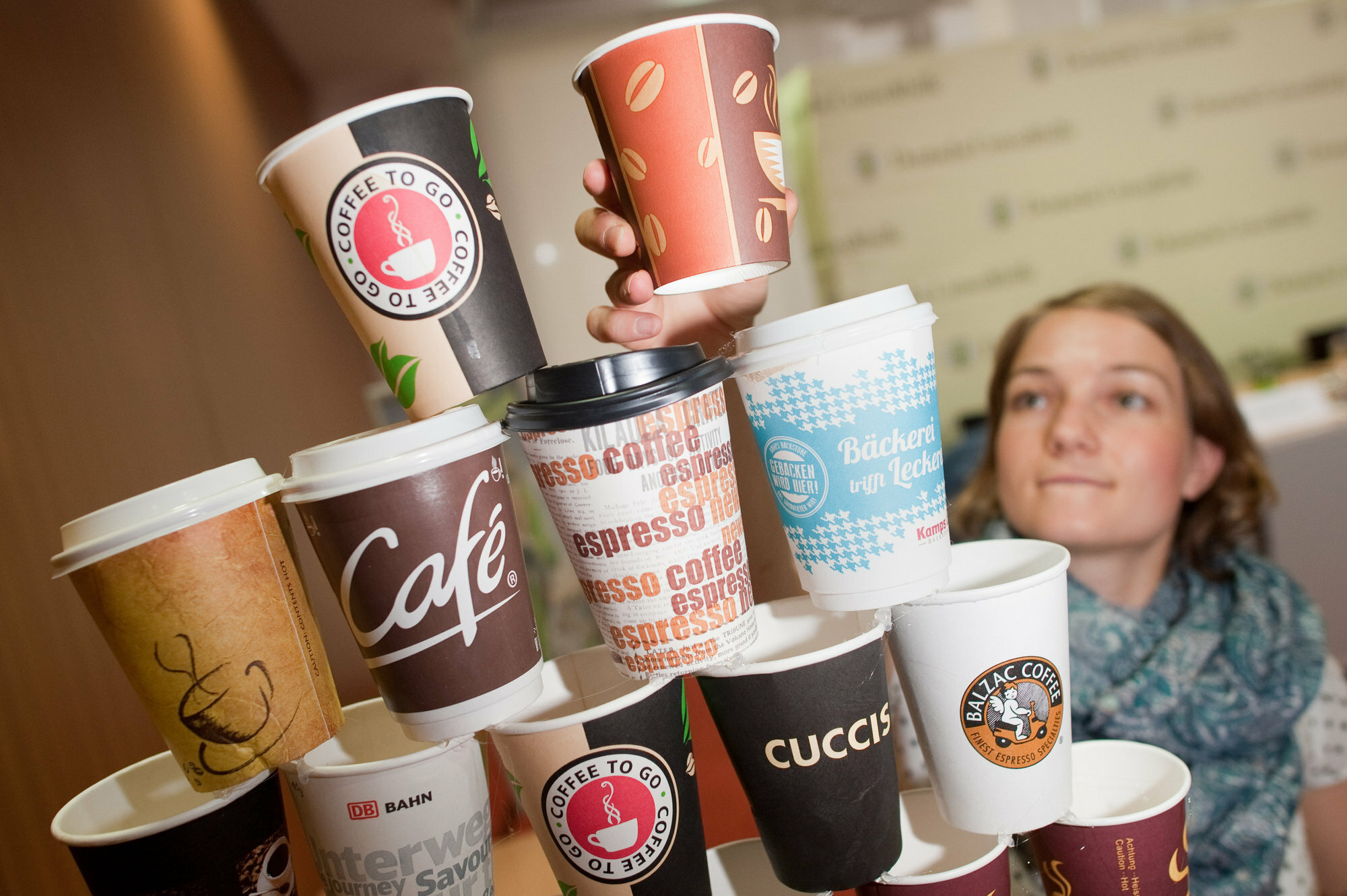 Der coffee to go als umweltproblem die deutsche for Coffee to go