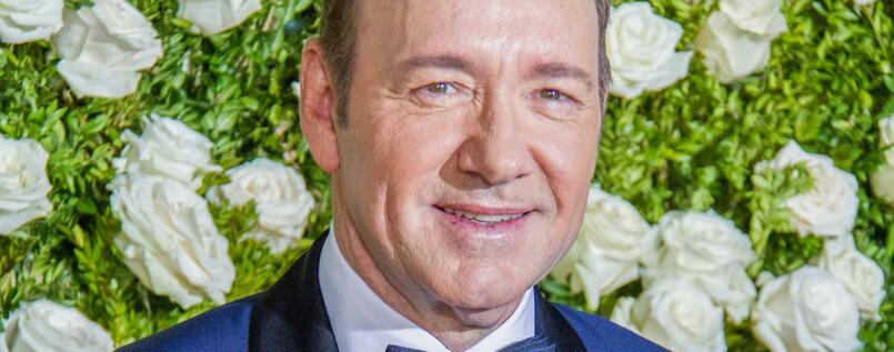 Hollwood-Star Kevin Spacey.