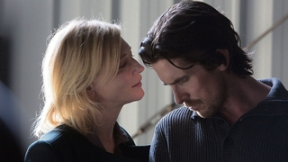 "Nancy (Cate Blanchett) und Rick (Christian Bale) in ""Knight Of Cups"" von Terrence Malick."