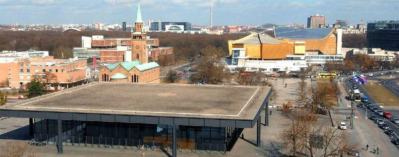 Das Kulturforum in Berlin