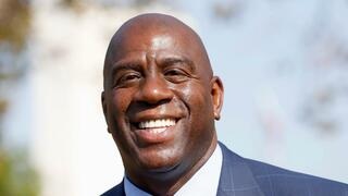 Magic Johnson kehrt zu den Lakers zurück.