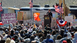 Large Tea Party Rally Held In Sen. Harry Reid's Hometown Of Searchlight, NV