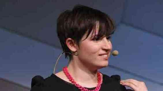 Laurie Penny. Foto: Wikipedia