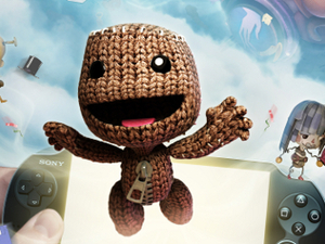 "Neues Spiel für die Vita-Konsole: ""LittleBigPlanet"". Screenshot: Sony Computer Entertainment"