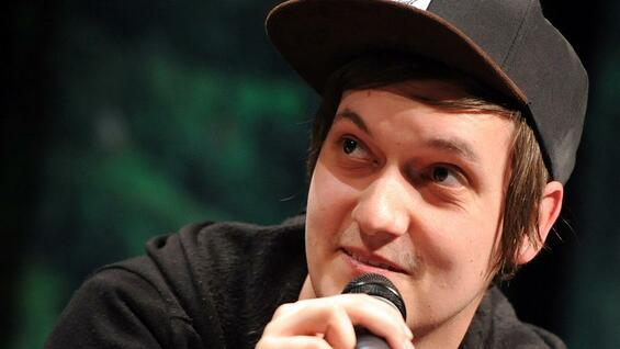 "Youtube-Star Florian Mundt alias LeFloid saß mit in der Jury des Webvideo-Preises ""Your Turn""."