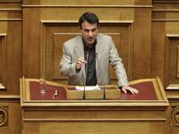"Leftist ruling Syriza party lawmaker Costas Lapavitsas is opposed to a deal with the lenders. He and others who voted ""No"" shape an Anti-Bail-Out-Programme they want to present to the public soon."