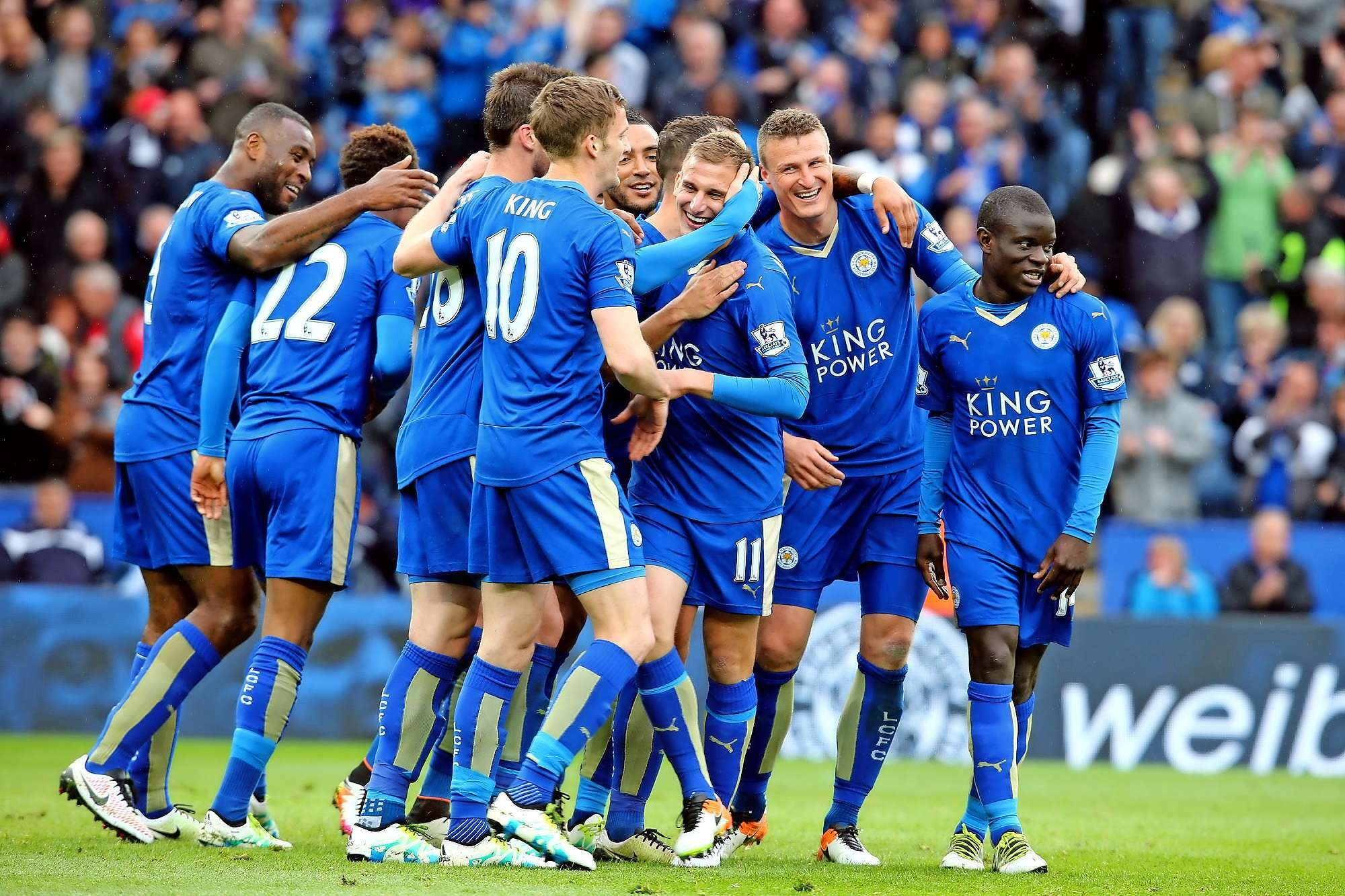 Leicester City Meister