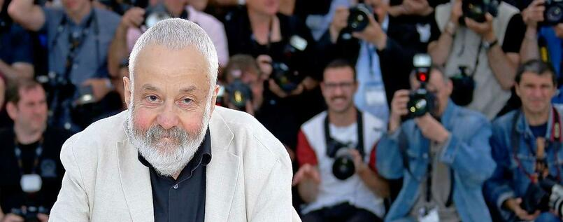Mike Leigh im Mai 2014 in Cannes.