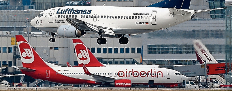 Kauft Lufthansa Air Berlin?