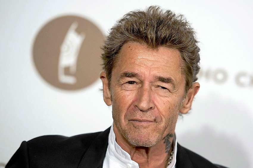 peter maffay im interview ich kann mich an schreie in. Black Bedroom Furniture Sets. Home Design Ideas