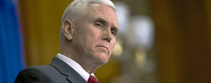 Mike Pence, Gouverneur des US-Bundesstaates Indiana