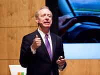 Microsoft-President Brad Smith in Berlin
