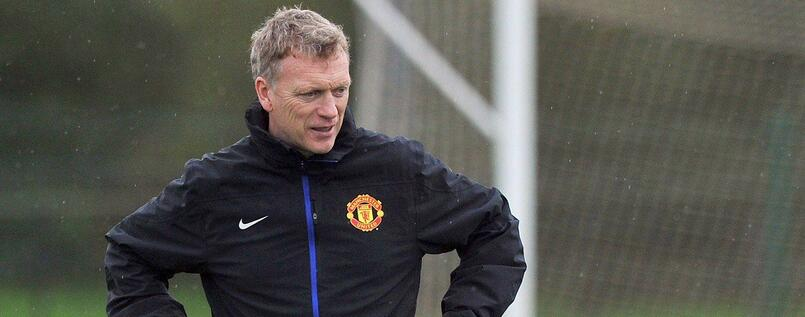 David Moyes has enjoyed little success at Old Trafford so far.
