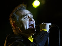 This Not So Charming Man: Morrissey ist kein Olympia-Fan. Foto: dpa