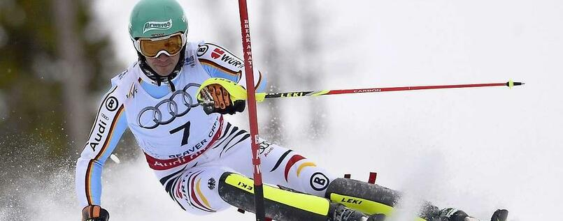 Felix Neureuther holt Bronze im Slalom.bei der Ski-WM in Beaver Creek.