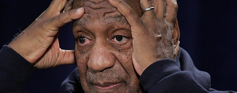 Entertainer Bill Cosby.
