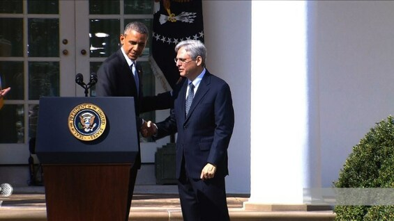 Obama nominiert Garland für den Supreme Court
